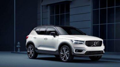 La marca sueca sale al mercado para competir dentro de los SUV.