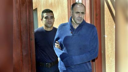 Hisa permanece detenido. El fiscal le sumó la agravante de femicidio a su imputación.