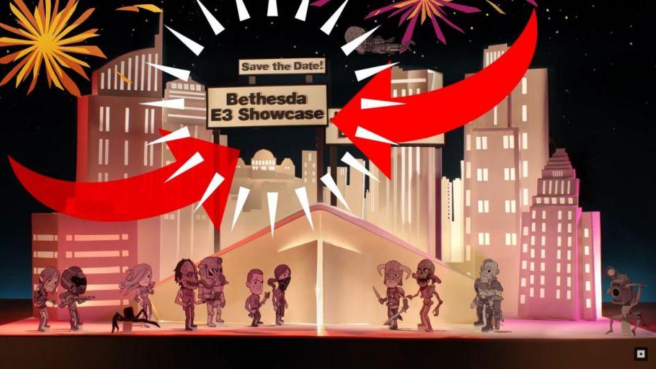 #E3 2018: Bethesda y sus anuncios
