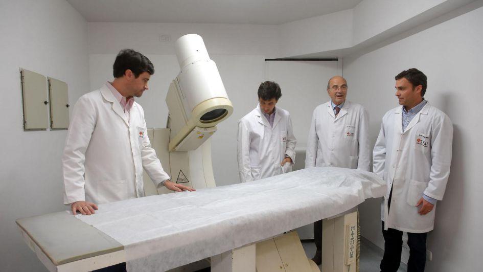 Clínica Andina de Urología con nuevo equipamiento