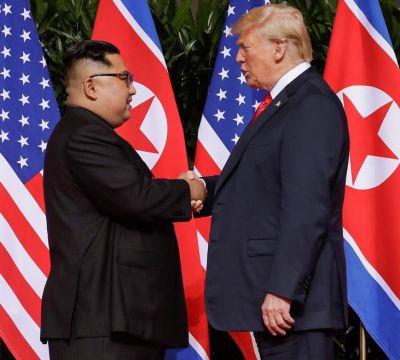 Kim Jong-un acepta la invitación de Trump para visitar EE.UU