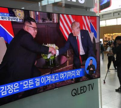 Conozca los momentos curiosos de la cumbre entre Trump y Kim