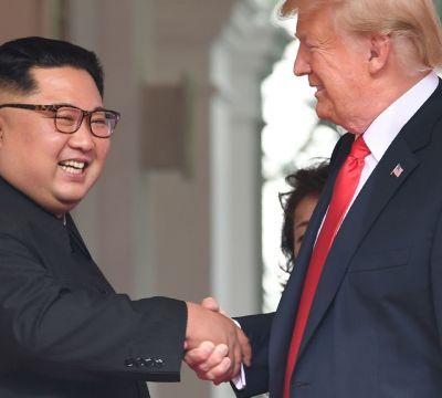 Kim Jong-un aceptó invitación de Trump para visitar Estados Unidos