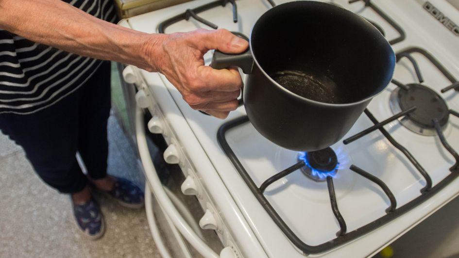 Cómo va a quedar la factura del gas si elegís pagarla en cuotas