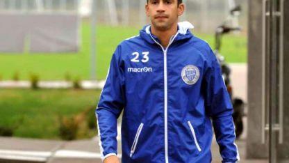 """Lucho Abecasis fue uno de los que más asistió al goleador Santiago """"Morro"""" García."""