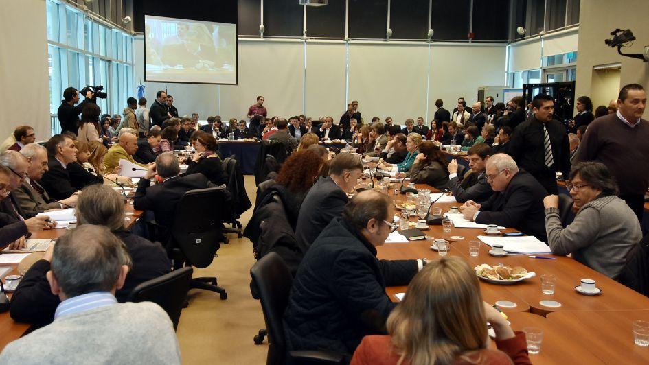 Aborto legal: mirá en vivo la histórica sesión de debate en Diputados