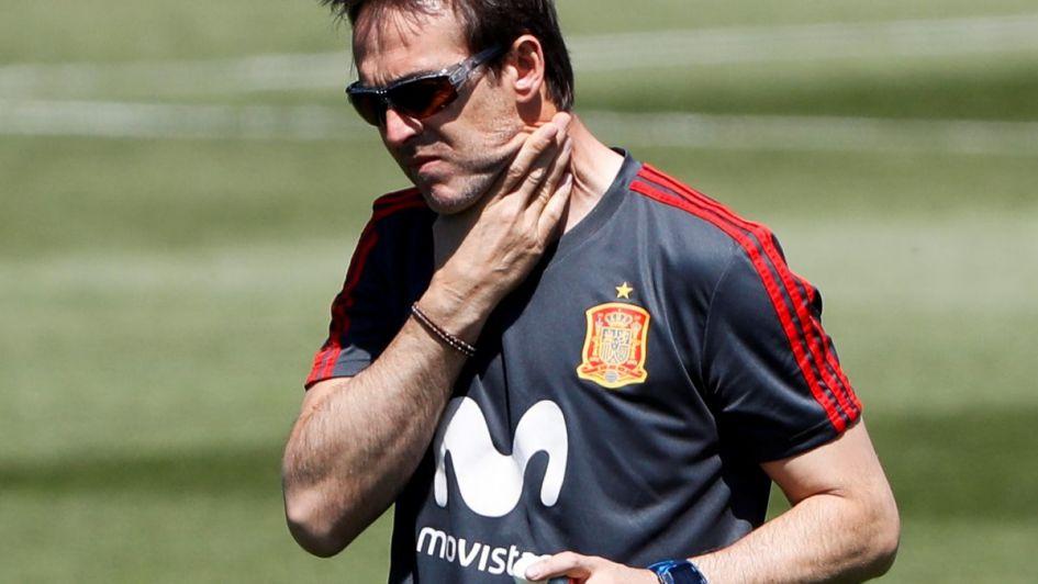 España despidió al técnico Lopetegui a dos días de su debut en el Mundial