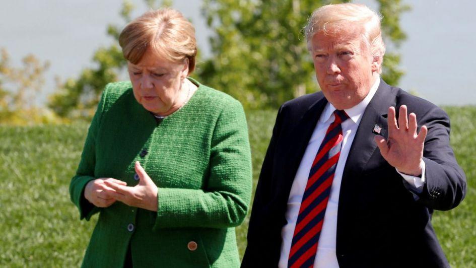 Alemania busca un frente común europeo ante la