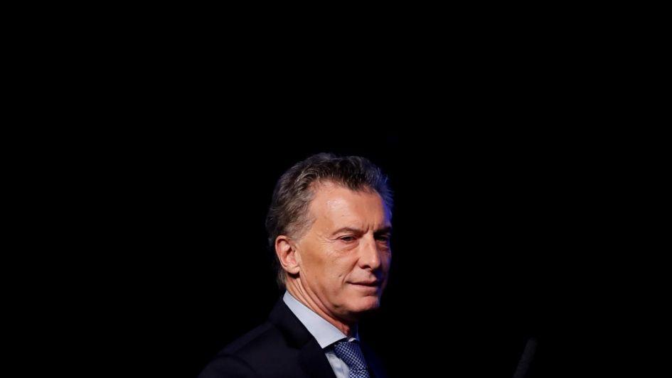 Macri tiene un quiste en el páncreas