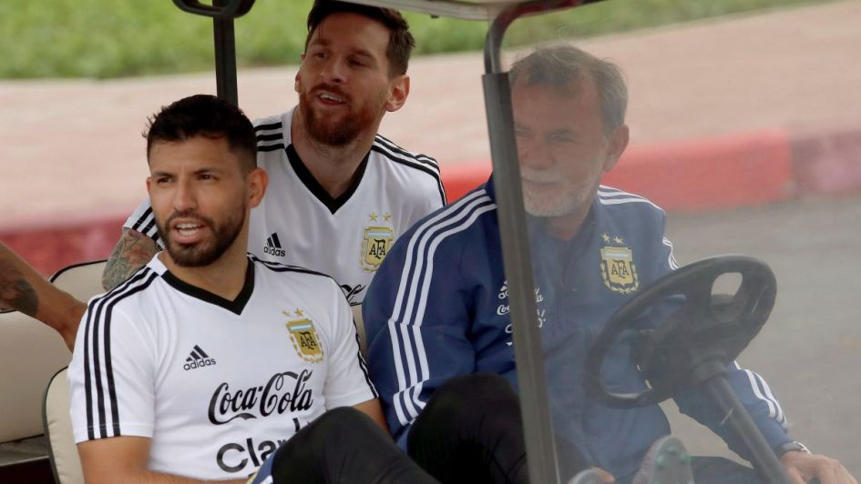 El sueño mundialista de Argentina ya está en suelo ruso