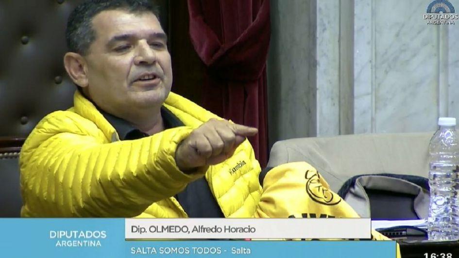Olmedo, recargado: