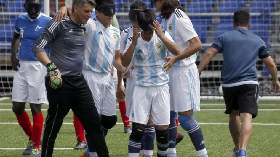 Con el mendocino Accardi, Los Murciélagos son semifinalistas del Mundial