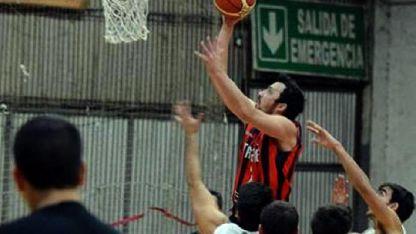 aniel Delmonte fue el hombre gol de Talleres (16 puntos).