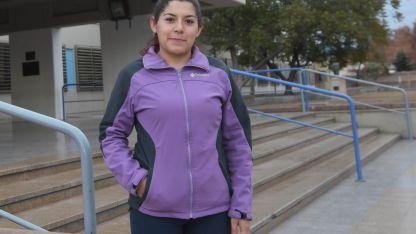 Antonella (la mamá) vive hace un año prácticamente en el hospital.