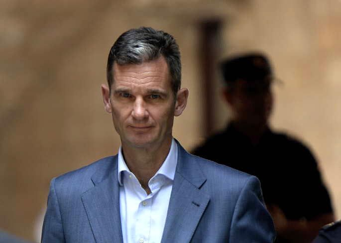 El cuñado del rey de España es intimado a presentarse en la cárcel antes del lunes