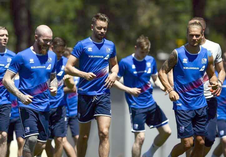 Argentina ya está a punto para el debut del sábado