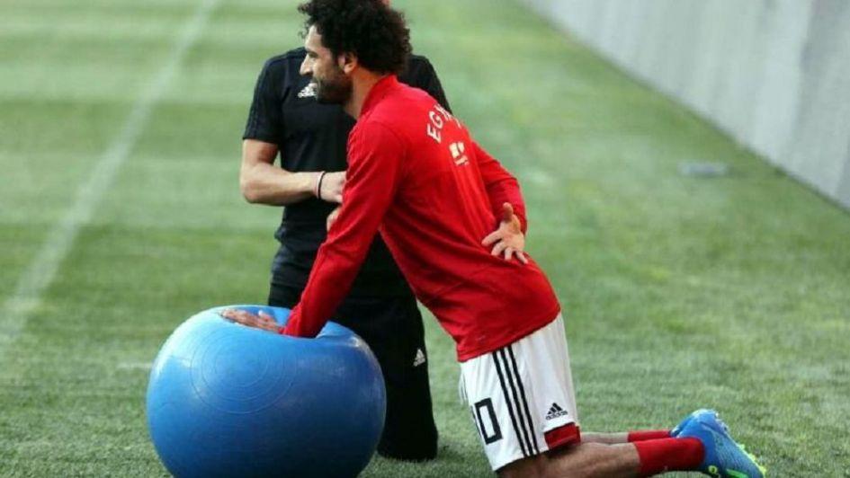Mirá el resumen: Uruguay venció sobre el final a Egipto