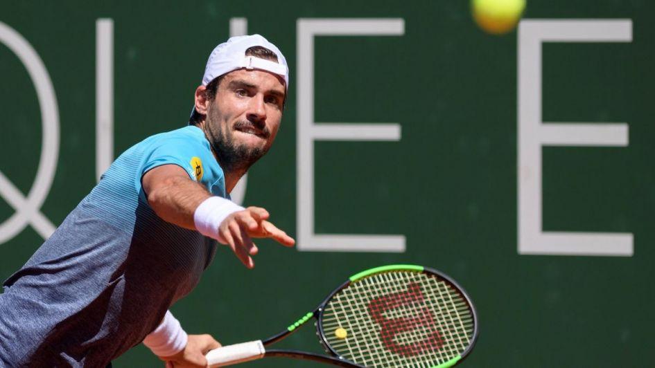 GuidoPellaavanza en Stuttgart y se medirá con Federer