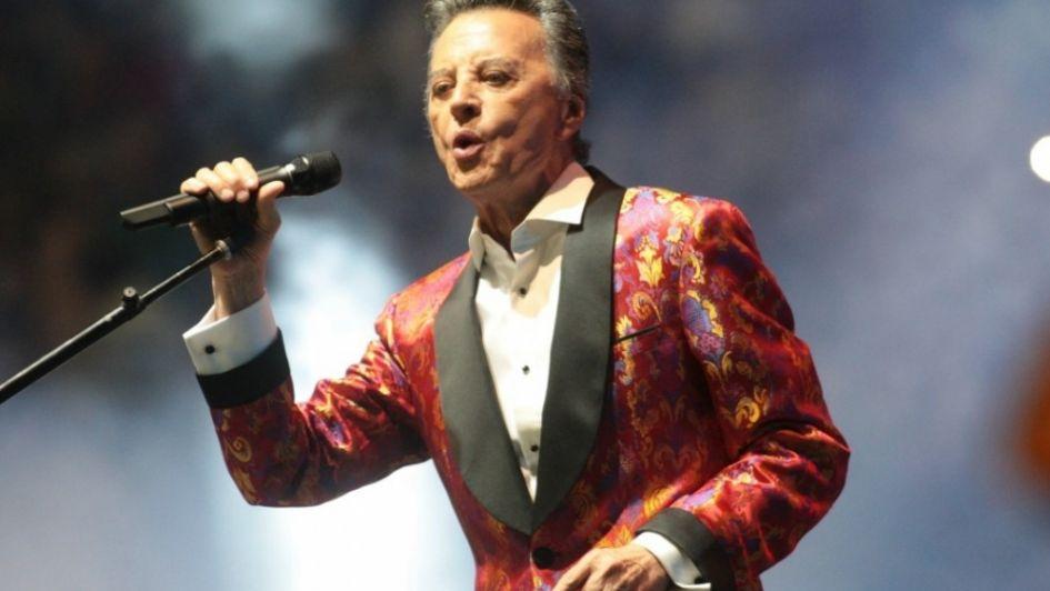 Palito Ortega prepara un disco de versiones de canciones pop de los '60