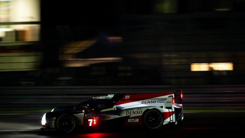 """""""Pechito"""" López clasificó segundo en Le Mans"""