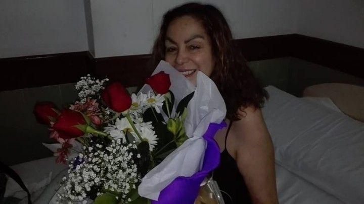 Beatriz Salomón fue internada de urgencia en el Hospital Fernández