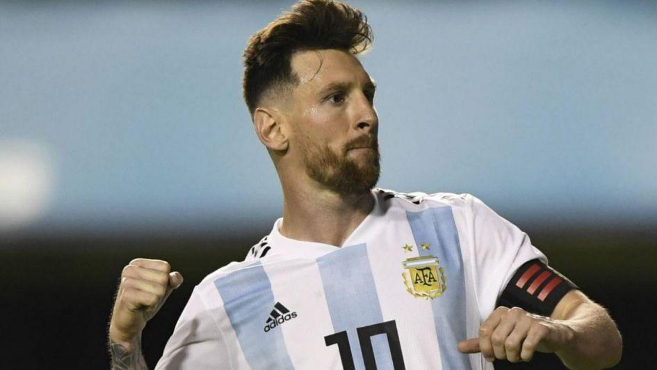 En qué canal y a qué hora ver Argentina-Islandia