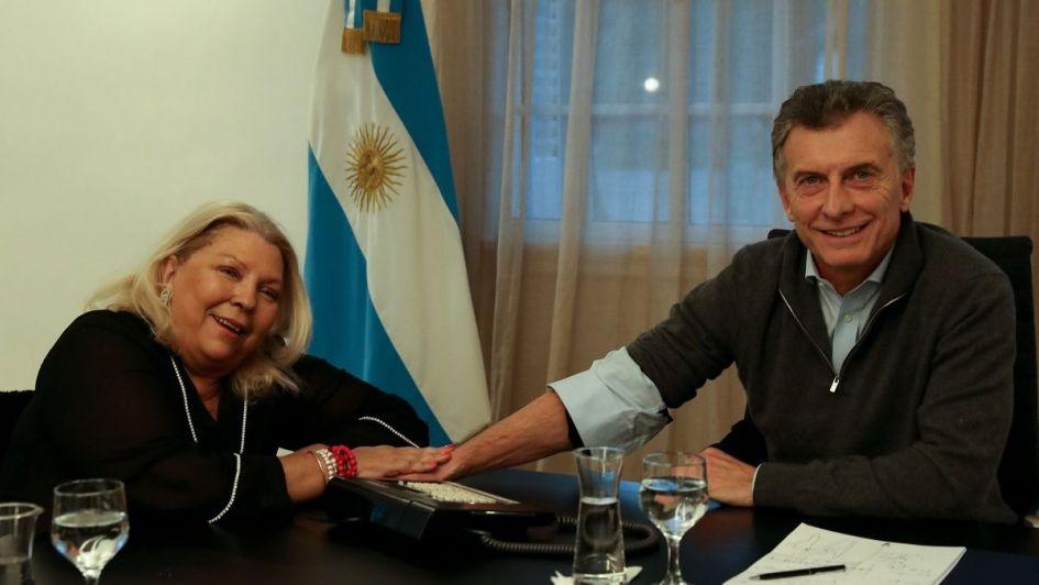 Lilita Carrió descartó una ruptura en Cambiemos: