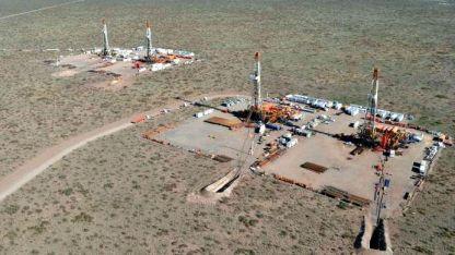 Reserva de gas. Es la segunda a nivel mundial.