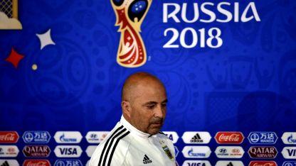"""El entrenador argentino remarcó que el equipo que alineará esta mañana, es el""""que necesitaba Argentina para el debut""""."""