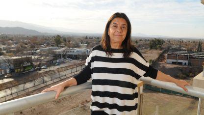 Gutiérrez, es ingeniera civil y, hasta la flamante designación, era la gerente la regional de Cuyo.