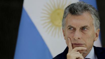 El presidente Macri también resaltó el trabajo de Juan José Aranguren en el ministerio de energía.