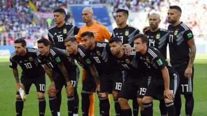 Los jugadores de Argentina despiertan pasiones inentendibles.