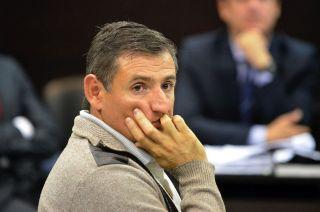 Sergio Salgado fue condenado a cinco años de prisión.