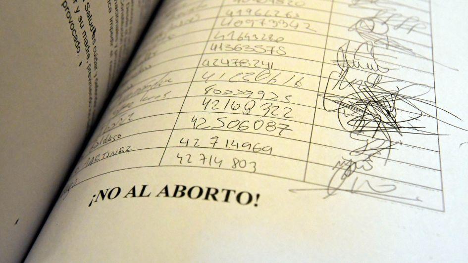 Antes de que salga la ley, médicos mendocinos adelantan su negativa a practicar abortos