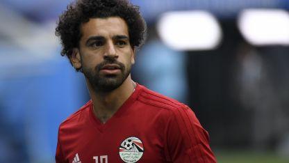 Salah podría hacer hoy su estreno.