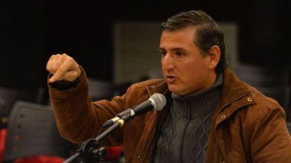 """Luego de la sentencia, Sergio Salgado dijo que se siente un perseguido político y que lo condenaron """"por ser peronista""""."""
