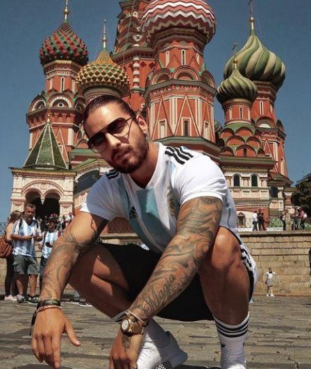 Maluma es víctima de robo en Moscú