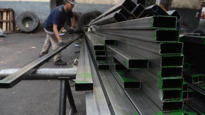 El hierro es uno de los productos que más se encareció tras la corrida de los últimos días.