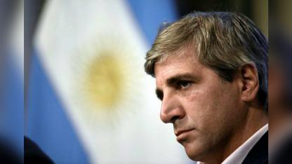 El nuevo presidente del Central, Luis Caputo, logró sortear una jornada compleja. Ahora queda un jueves delicado.