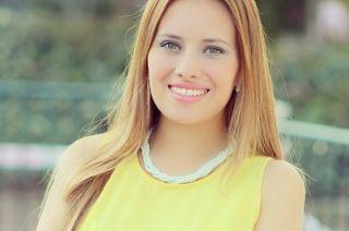 Andrea Bustos Riveros fue virreina del Sol en 2013.