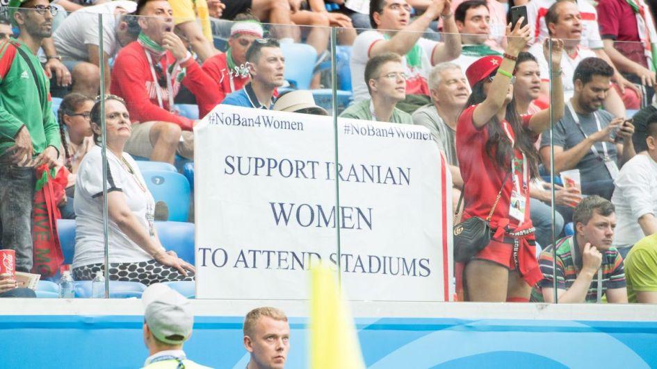 Mujeres entrarán por primera vez a estadio en Irán | Selecciones