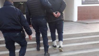 El agresor fue aprehendido en la guardia del Lagomaggiore.