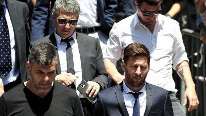 Mega Star Enterprises Inc, la sociedad offshore registrada en Panamá que el futbolista compartió con su padre está operativa.