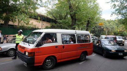 ¿Fuera de circulación? La mayoría de los transportes escolares deberían dejar de prestar servicio si se aprueba la ley.