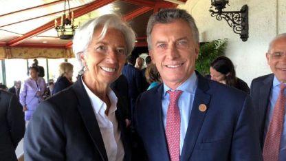 Nuevos amigos. Ayer Argentina fue ascendida a mercado emergente, hoy llega el primer desembolso del FMI.