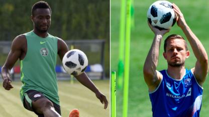 Nigeria e Islandia comienzan a definir el futuro de Argentina.