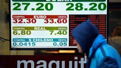 Hay quienes creen que la devaluación se frenará.