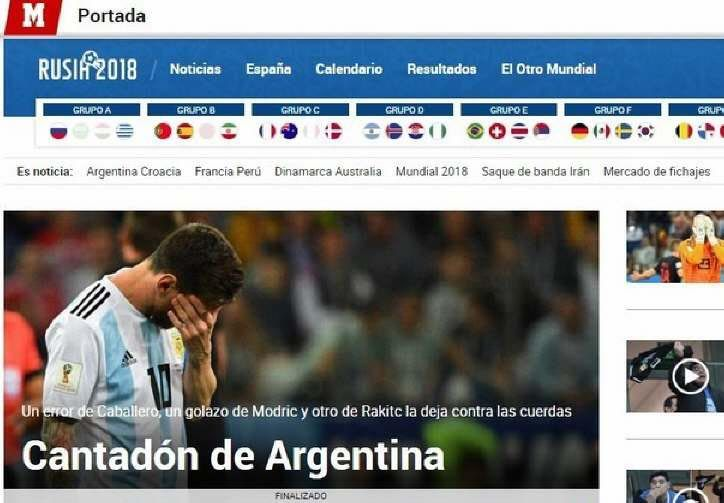 El mundo, sorprendido por la crisis argentina