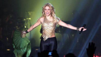Shakira, gira El Dorado
