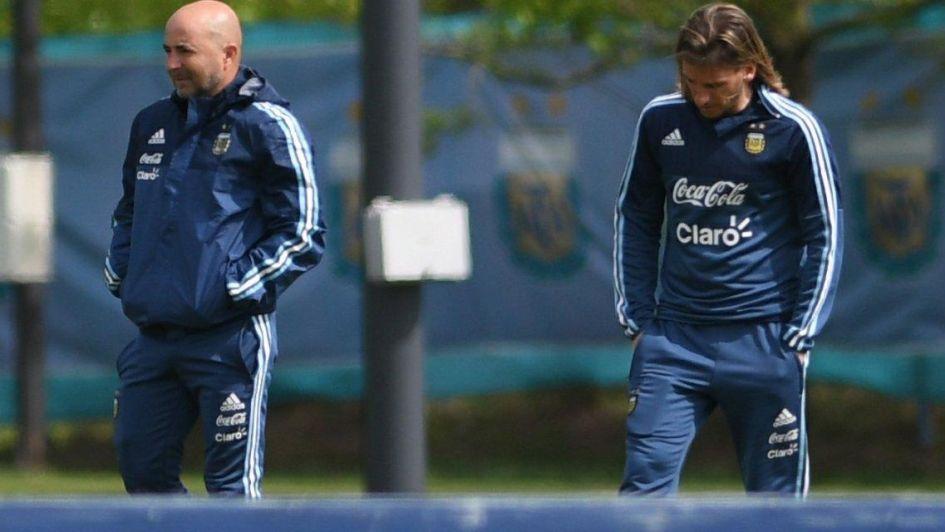 Reunión clave en la selección argentina